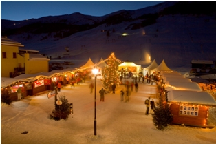 Livigno - Christmas time