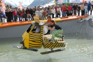 Livigno - entertainment in spring in Livigno